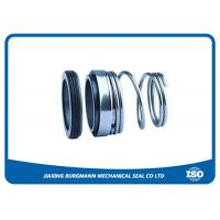 Oil Application Single Spring Pump Seal , Elastomer Bellows Mechanical Seal Parts