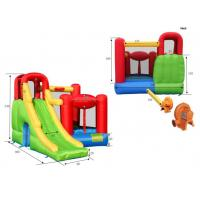 Wholesale Commercial 6 In 1 Multi Function Inflatable Bounce Houses For Kids from china suppliers