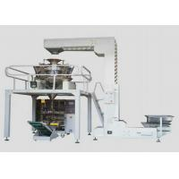 Wholesale Automatic VFFS Vertical Form Fill Seal Packaging Machines For Pouch / Small Bag Packing from china suppliers