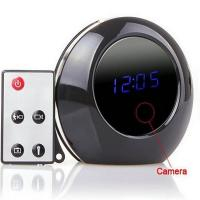 Wholesale Alarm Clock Cam 1280X960 Spy Clock Camera Audio Video Recorder Camcorder from china suppliers