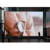 Buy cheap Indoor High Density P3 Full Color Advertising LED Screen SMD LED Video Display from wholesalers