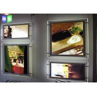 Wholesale Super Thin 4 MM Indoor Acrylic Light Box Display Wall Mounting House Decoration from china suppliers