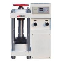 Wholesale YES-2000 Digital compression testing machine for brick, stone, cement, concrete compressive strength test from china suppliers