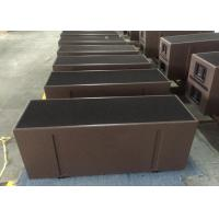Wholesale V-Dosc Dual 15 Inch Live Sound Speakers Line Array PA Speaker Boxes for Concert Performance from china suppliers