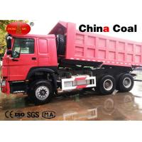Buy cheap Self Loading Tipper Truck Logistics Equipment With Reliable Engine from wholesalers