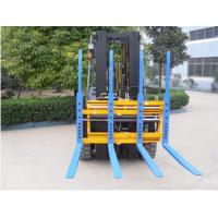 Wholesale Forklift  single double pallet handler for Material Handling warehouse from china suppliers