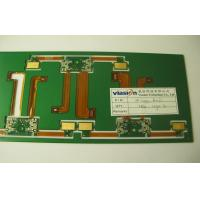 Wholesale 4 Layers Rigid Flex PCB 1OZ Copper For Multilayer PCB For FTTP , Multimedia Device from china suppliers