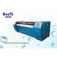 Quality Stainless Steel Iron Roller Steam Iron Machine For Hotel Bed Sheet Flatwork Ironer for sale