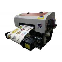 Quality Inkjet Roll to Roll Label Printer A3 / A4 Digital Desktop Sublimation Transfer Printer for sale