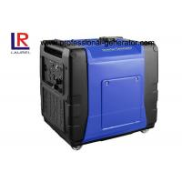 Wholesale 406CC 68dba 5.5kVA Silent Diesel Power Generator with Forced Air - cooled 1 Cylinder from china suppliers