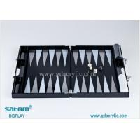 Wholesale Size Customized China First Manufacturer For Chess Backgammon Set , Free Design from china suppliers