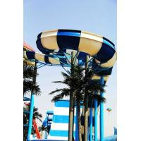 Wholesale Boomerang Water Slide Customized Raft Slide for Commercial Water Park Equipment from china suppliers