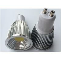 Wholesale High Lumen Dimmable COB Led Spotlights GU10 MR16 Light Bulb 8W 50mm from china suppliers