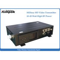 Wholesale NLOS HDMI/HD-SDI Video Transmitter Outdoor Manpack Transmitter and Receiver Water-proof from china suppliers