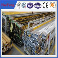 Wholesale all types of aluminium extrusion, selling aluminium profiles for windows frame from china suppliers