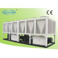 Wholesale Eletronic Evaporator Air Source Chiller Heat Pump with Shell Heat Exchanger from china suppliers
