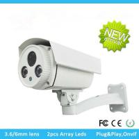 Wholesale HD Starlight IP Camera H.264 2.0 Megapixel Night Vision Security Camera from china suppliers