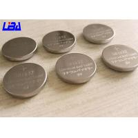 Wholesale 120mAh Zn/Mno2 CR1632 Button Battery CR1620 CR1220 CR2032 CR2450 from china suppliers