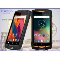 Wholesale V1S android Rugged 4G Smartphone with walkie talkie , 4300mah Battery from china suppliers