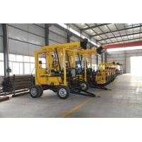 Wholesale Hydraulic Crawler, Small Portable Borehole Rig, Diamond Core Drilling from china suppliers