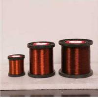 Wholesale 2.5 mm Magnet Round Enamel Coated Wire AWG11 with Winding performance from china suppliers