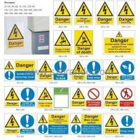 Buy cheap Safety Tagout , Safety labels, Warning Tapes from wholesalers