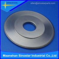 China circular paper cutting blade for slitting machine on sale