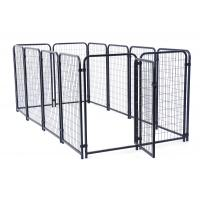 Wholesale 5x10x4ft high quality metal panels breeding cage dog from china suppliers