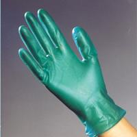 Wholesale 6.5 Mil gardening, painting, cleaning Powdered Green Vinyl Disposable Work Gloves from china suppliers