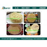 Wholesale Industry Instant Noodle Production Line / pasta extrusion machine from china suppliers