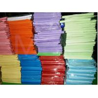 Wholesale Double Sided Pastel Colored Copy Paper , Multifunction Coloured Craft Paper For Kids from china suppliers