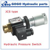 Wholesale 250V JCS Hydraulic Control Parts Copper connection Hydraulic Pressure Switch from china suppliers