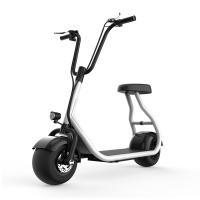 Wholesale 10 Inch E Scooter Electric Scooter With Seat Adults Use , 201-500w Power from china suppliers