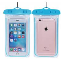 Wholesale Custom Plastic Pouches Packaging PVC Waterproof Phone Pouch Bag from china suppliers