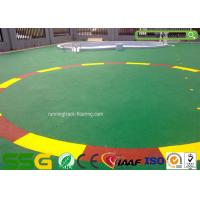 Wholesale Custom Colored EPDM Rubber Granules / High Elasticity Sport Court Flooring from china suppliers