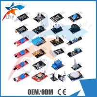 Wholesale china manufacture Starter Kit for Arduino DIY learning 24 sensor modules in 1 box  LED  electronics kits from china suppliers