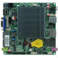 Wholesale Bay trail Motherboard Dual Lan Quad Core Mainboard J1900 nano itx motherboard 12*12cm ITX- from china suppliers