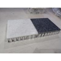 Wholesale ISO Granite Stone 20mm Honeycomb Composite Panels from china suppliers