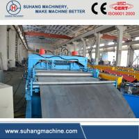 Wholesale 5 Tons Hydraulic Uncoiler Cable Tray Roll Forming Machine 5 - 6m / min from china suppliers