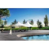 Wholesale Tensile PVDF Fabric Membrane Car parking Swimming Pool Cover Tent With Waterproof from china suppliers