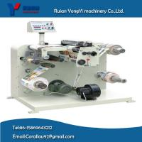 Quality FQ-320/450 Adhesive Lable Slitting Machine for sale