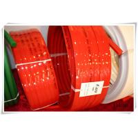 Wholesale Urethane tranmission red Polyurethane V Belt for driving , wear resistant from china suppliers