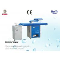 Wholesale Professional Clothing Steam Iron Press Machine Laundry Ironing Table from china suppliers