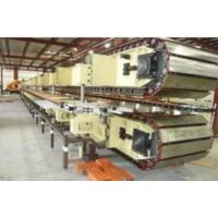 Quality PU Rock Wool Sandwich Panel Production Line Precision Double Belt Conveyor Lamination Machine for sale