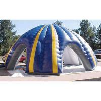 Wholesale 0.45mm PVC Tarpaulin Inflatable Party Tent , Marquee With Spider Legs from china suppliers