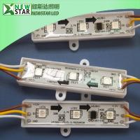 Wholesale 3 smd rgb full color led module with IC from china suppliers
