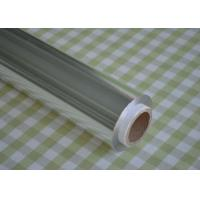 Wholesale Recycling Household Aluminium Foil , 100 Meter Length Food Wrapping Aluminium Foil from china suppliers