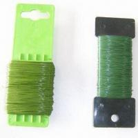 Wholesale Wire on Paddle with Green Lacquered Surface, Made of Iron Wire from china suppliers