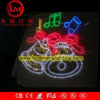 Wholesale Christmas light bell motif light from china suppliers