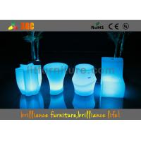 Wholesale Wireless Remote Control  , LED Cube Chair with 16 colors for coffee shop from china suppliers